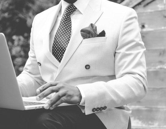 strój spotkanie biznesowe